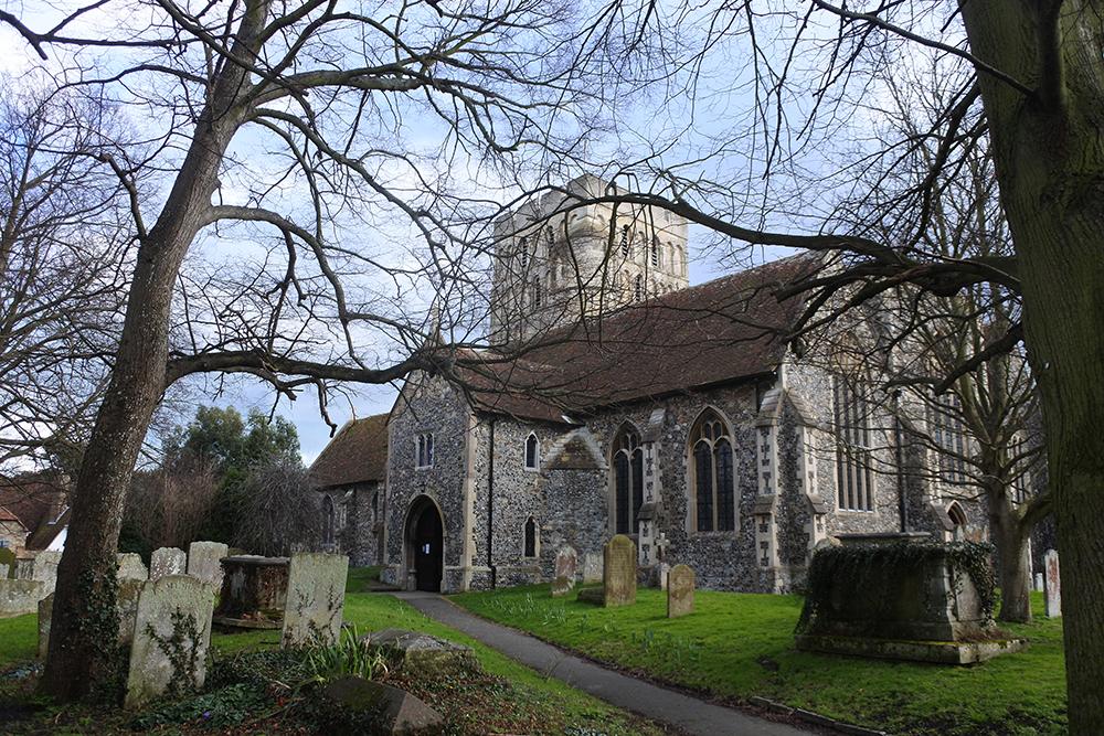 Pilgrims in England