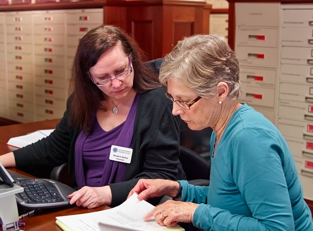 Careers at American Ancestors and New England Historic Genealogical Society