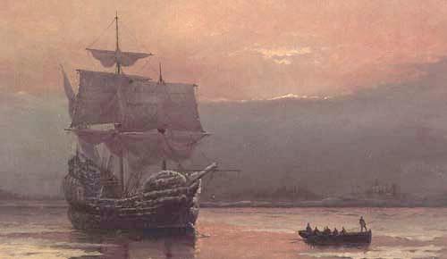 Mayflower Descendant