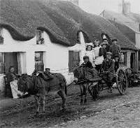 Irish Village ca. 1901