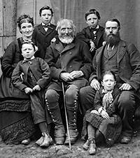 Jones Family, Wales