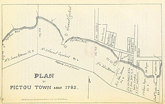 Plan of Pictou_British Library