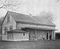 Quaker Meeting House, Haverford, Penn.