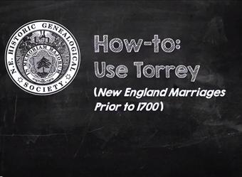 torrey video