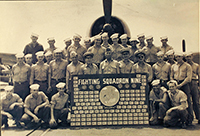 WWII squadron nine
