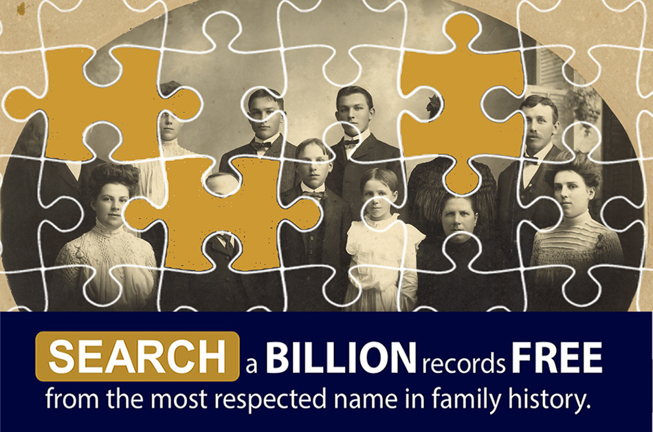 Search a Billion Records Free from American Ancestors