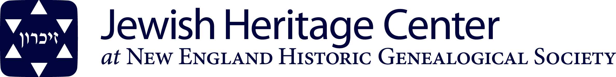 Jewish Heritage Center at New England Historic Genealogical Society