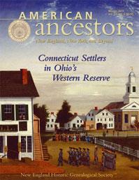 American Ancestors Winter 2011