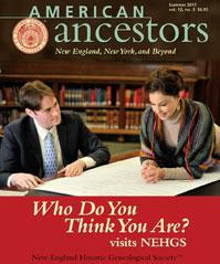 American Ancestors Summer 2011