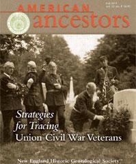 American Ancestors Fall 2011