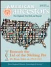 American Ancestors Summer 2012