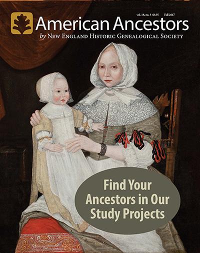 American Ancestors Fall 2017