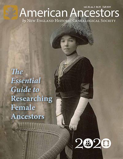 American Ancestors Fall 2020