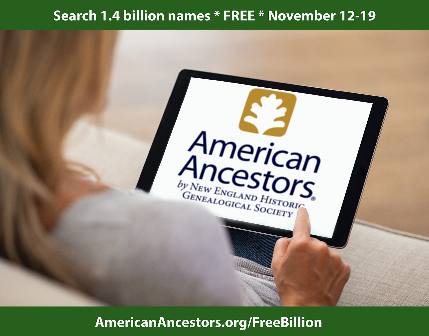 Search over 1.4 billion names FREE