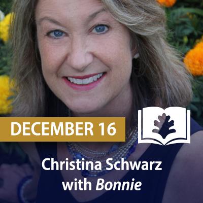 Christina Schwarz with Bonnie, December 16