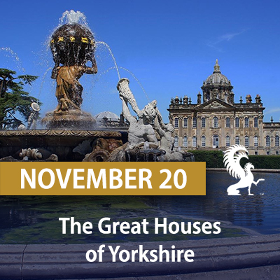 The Great Houses of Yorkshire, November 20