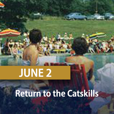 Return to the Catskills, June 2