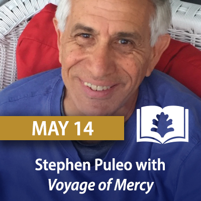 Stephen Puelo with Voyage of Mercy May 14