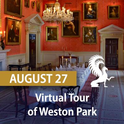 Virtual Tour of Weston Park, August 27