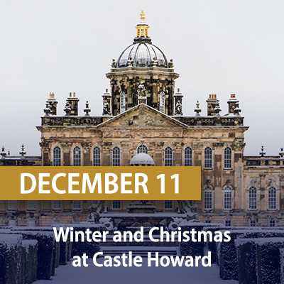 Winter and Christmas at Castle Howard, December 11