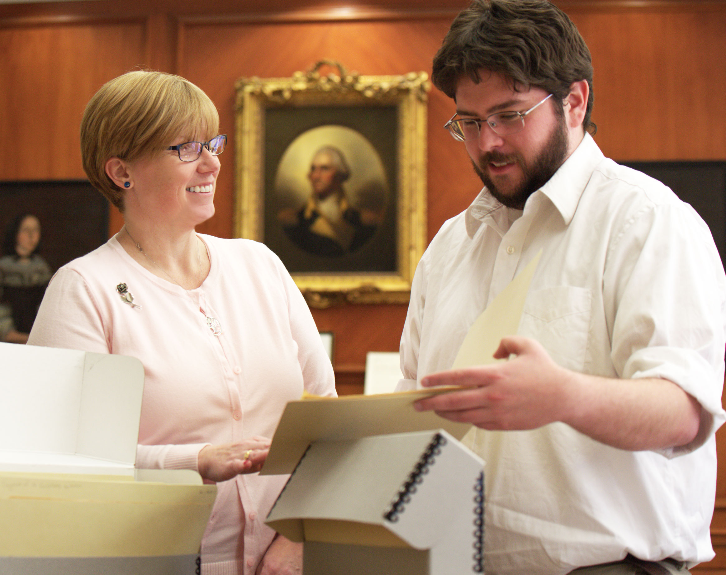Work With the Most Respected Genealogists