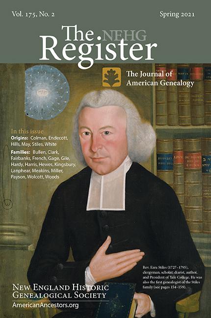 2021 Register Cover