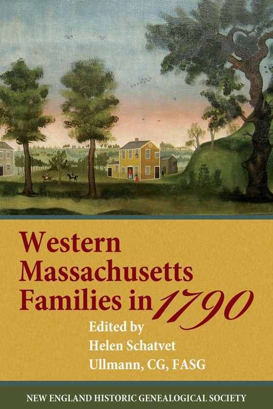 Western Massachusetts Families Vol 1