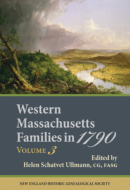 Western Massachusetts Families Vol 3