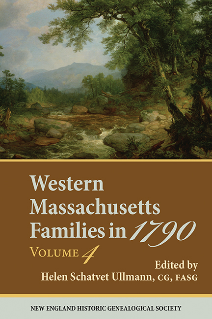 Western Massachusetts Families Vol 4